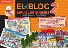 El Bloc 2. Espanol En Imagenes Book + CD (Mixed Media Product)