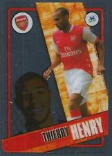 TOPPS I-CARD SERIES 2006-07 #005-ARSENAL-THIERRY HENRY
