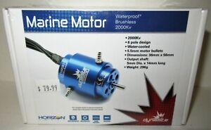 Dynamite A3650-2000Kv, 6-Pole, Water-Cooled, Marine Motor #DYNM3831 NIP