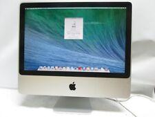 """Apple iMac A1224 20"""" Desktop MB324LL/A April, 2008 Core 2 Duo 2.66GHz 4GB 320GB"""