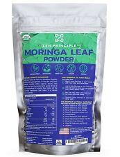 1 lb. Premium Organic Moringa Oleifera Leaf Powder. 100% USDA Certified. Sun-...