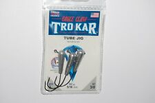eagle claw trokar tube jig bass jighead 5/16oz bass pro strike king mizmo etc