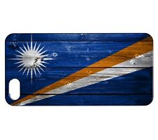Coque iPhone SE Drapeau ILES MARSHALL 02