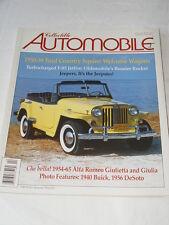 Collectible Automobile Magazine April 2003 Vol 19 - No 6