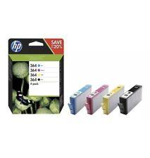 Genuine HP 364 Multipack B/C/Y/M Ink Cartridges (SD534EE)