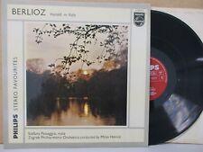STEREO SGL 5850- BERLIOZ Harold In Italy, Op. 16 PASSAGIO Viola/HORVAT ZAGREB LP