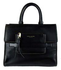 "MARC Marc Jacobs ""MADISON"" Black Leather N/S Tote Bag Msrp $595.00"