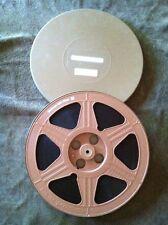 "Vintage ""WHALES THAT WOULDNT DIE"" 16MM Reel Film GIFT DR. STANTON **E-LO-MEDIA"