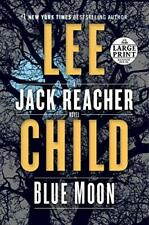 Blue Moon a Jack Reacher Novel by Lee Child (english) Paperback Book Shipp