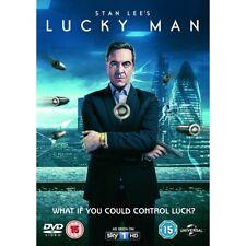 Stan Lees Lucky Man - Series 1 DVD 2016 Region 2