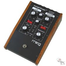 Moog MF-103 Moogerfooger Black 12-Stage Phaser Effects Pedal 12 Stage MF103