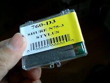Shure  N75-3 mono  78 RPM generic stylus (for Shure M75 cartridge)
