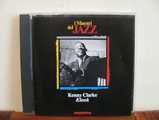 KENNY CLARKE klook- CD- Maestri del Jazz- De Agostini-fino 2 cd spese sped.fiss