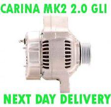 TOYOTA CARINA MK2 2.0 GLI 1987 1988 1989 1990 1991 1992 NEW RMFD ALTERNATOR
