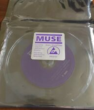 Muse - Sing For Absolution - Mint And Unopened Promo CD