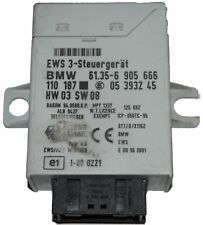 BMW E46 R53 Mini Cooper S Coupe-circuit EWS module de contrôle unité 6905666