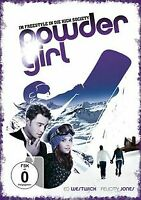 Powder Girl von Phil Traill | DVD | Zustand gut