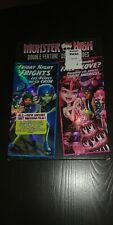 Monster High Double Feature (DVD, Slipcover, Canadian)