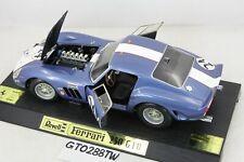 Revell 1:12 scale Ferrari 250 GTO 1963 Sebring 12Hr GT winner #24 die-cast #8855