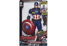 Capitan America Figura con Sonido Avengers Marvel Figuras Electrónicas Hasbro