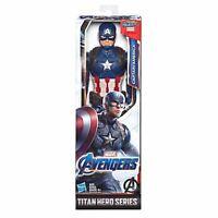 """Marvel Avengers: Endgame Titan Hero Series Captain America 12"""" Action Figure"""