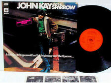 JOHN KAY & SPARROW - Collector's Item - Steppenwolf - orig. 1969 LP