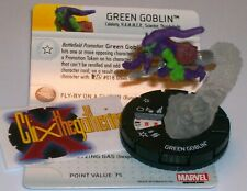 GREEN GOBLIN 004 MARVEL 10TH ANNIVERSARY Marvel HeroClix