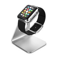 Apple Watch series 1 & 2 Charging Dock, Stand Bracket Holder Aluminum - Silver