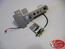 HP 300-1000 300-1025 AIO - AverMedia Tv tuner board +ports 492853-001 Mini-Pci-E