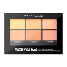 Maybelline Master Camo Colour Correcting Concealer Palette, 02 Medium