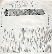 7inch CORONA'Ss/tHOLLAND FREE JAZZ 1980 EX+  (S2380)