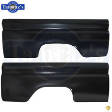 60-66 Chevy GMC Pickup Truck SHORT Bed Bedside Quarter Panel Fleetside - PAIR