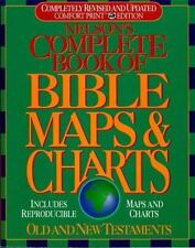 Nelson's Complete Book of Bible Maps and Charts : All the Visual Bible Study AID