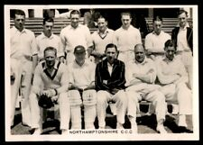 Ardath Photocards Series Z (1936) Northamptonshire C. C. C. cricket No. 188