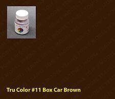 011 Tru-Color Paint Boxcar Brown