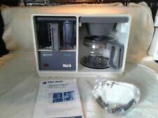 Vintage Black & Decker Spacemaker Under Cabinet 10 Cup Coffee Maker