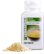 NUTRILITE Natural B Complex 250's Contains Seven B Vitamins