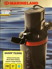 NEW Marineland Magnum Polishing Internal CanisterFilter aquariums No Seal On Box