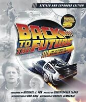BACK TO THE FUTURE: THE ULTIMATE VISUAL HISTORY - UPDATED EDITION ZECCA