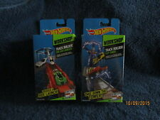 Lot Of 2 Hot Wheels Track Builders Sets