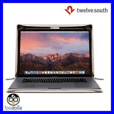 "TWELVE SOUTH BookBook Vintage look Leather Case, MacBook Pro 15"" (Thunderbolt 3)"