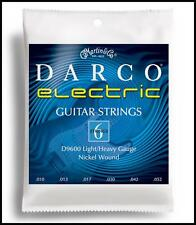 Martin & Co Darco D9600 Nickel Wound Electric Guitar Strings 10 - 52 String Set
