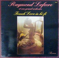 David Hamilton 33 tours Raymond Lefèvre 1976