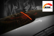Rear Glass Roof LED Brake Stop Lamp Lip Spoiler For Kia Forte Cerato K3 13~2018
