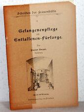 Rendsburg-prisioneros cuidados y despedidos-cuidado-pastor dreyer (para 1905)