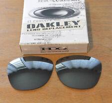 Nuevo sin Etiqueta Oakley Frogskins LX Gafas de Sol Auténtico Oakley Negro