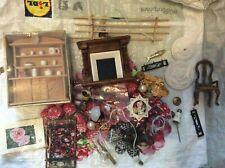 Casa De Muñecas Muebles algunos Vintage