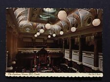 Postcard Vintage The Legislature Parliament Buildings Victoria BC Canada