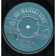 Ray Charles 45 RPM Vinyl Records Blues