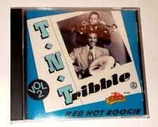 TNT Tribble Red Hot Boogie Jump Blues  New CD